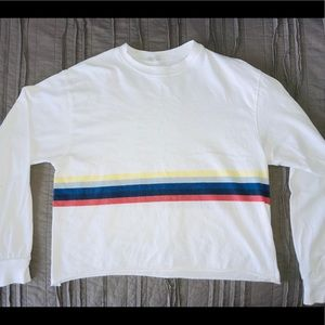 Long sleeve Pacsun worn shirt.